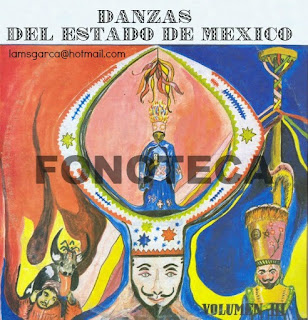DANZAS DEL ESTADO DE MÉXICO VOL. III