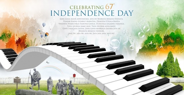 India 67th Independence Day Greetings