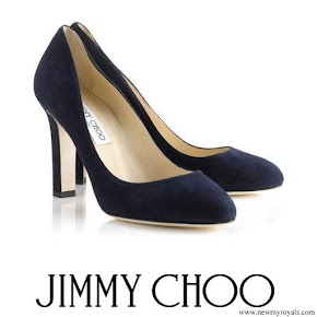 Kate Middleton wore Jimmy Choo Georgia pumps