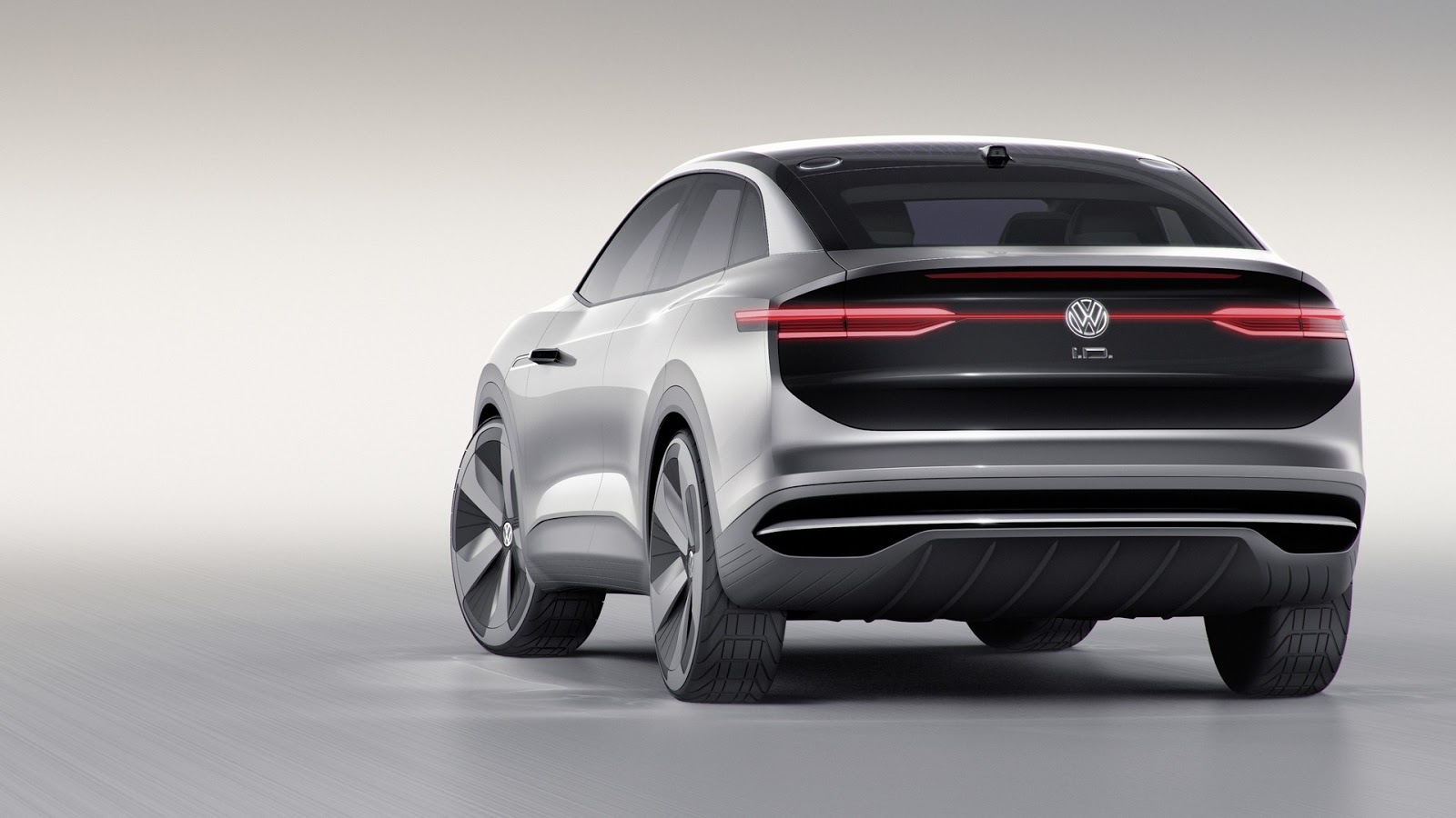 volkswagen i d crozz concept shows the way for electric crossovers. Black Bedroom Furniture Sets. Home Design Ideas