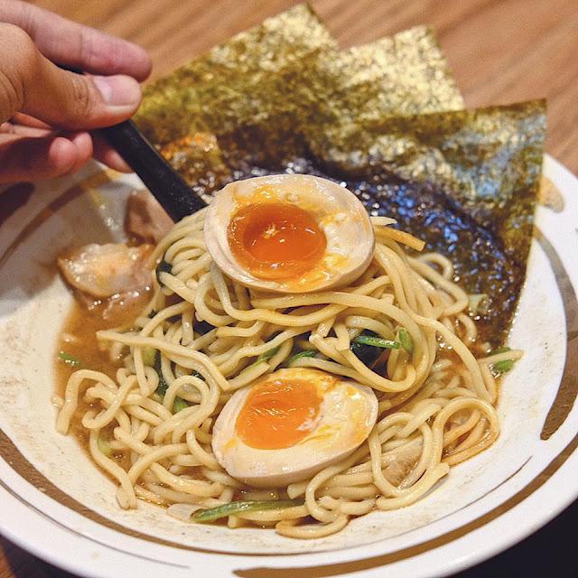 Tonkotsu Shio Ramen Special