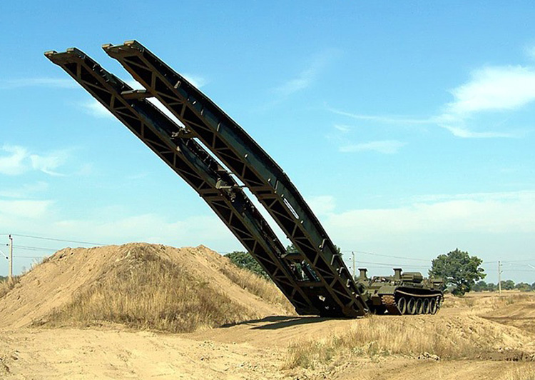 Brückenlegepanzer
