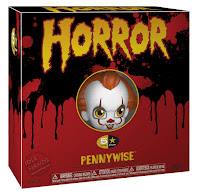Funko 5 Star Horror Figures IT Pennywise