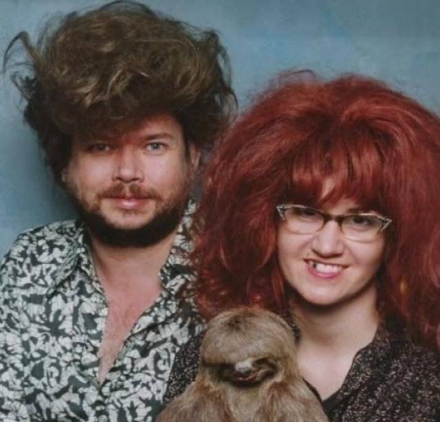 foto pasangan terunik terlucu teraneh dan ternorak di dunia-1