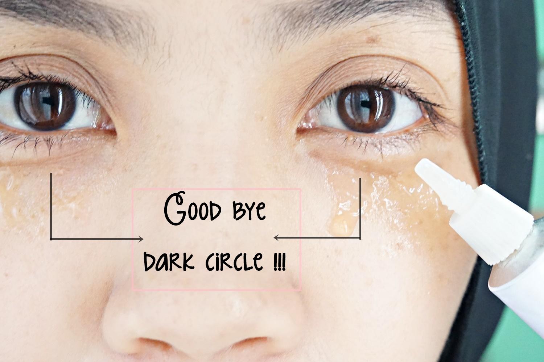 Qasehdalia Com Hilangkan Eye Bag Dark Circle Dan Jerawat