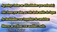 Frases e Mensagens de Chico Xavier