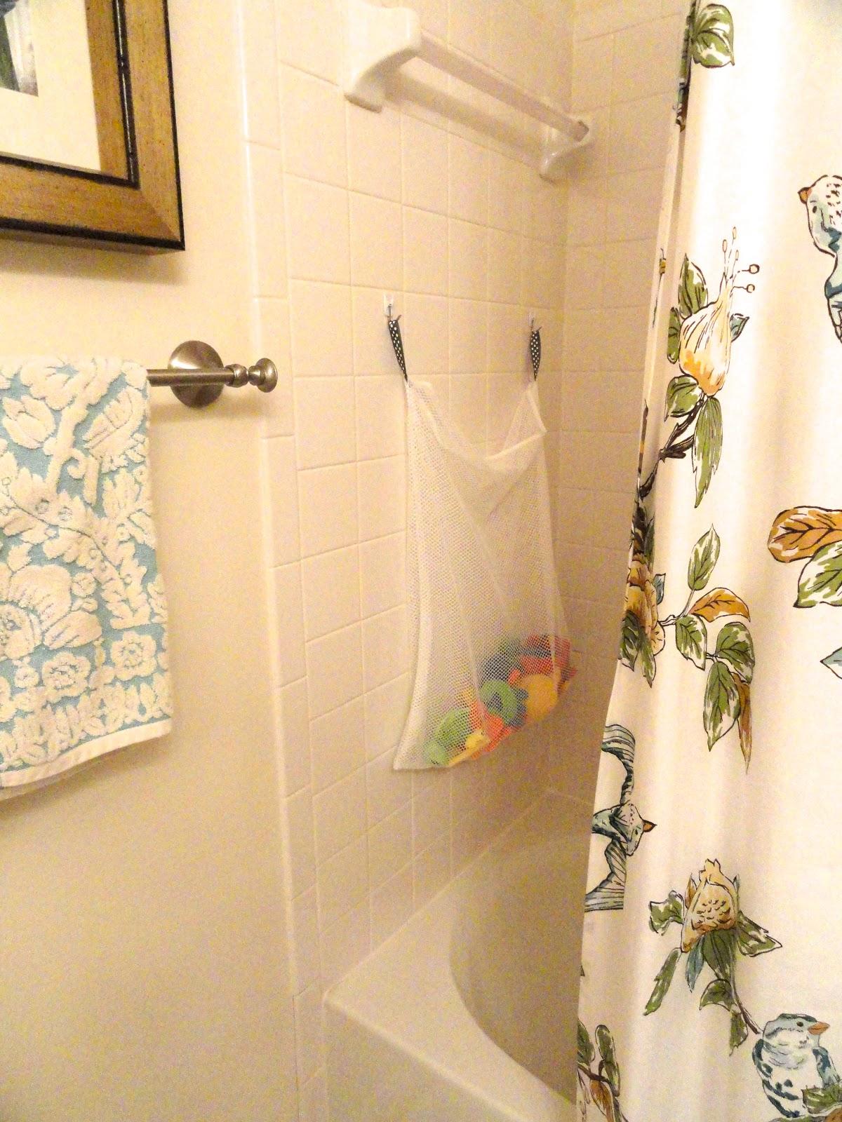 Rachel S Nest Diy Bath Toy Bag