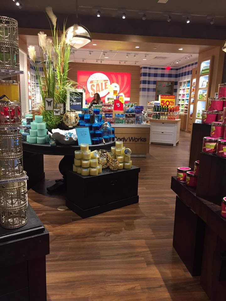 Life...Inside the Page: Bath and Body Works | White Barn | Unique ...