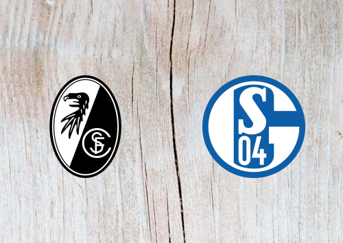Freiburg vs Schalke 04 - Highlights 25 September 2018