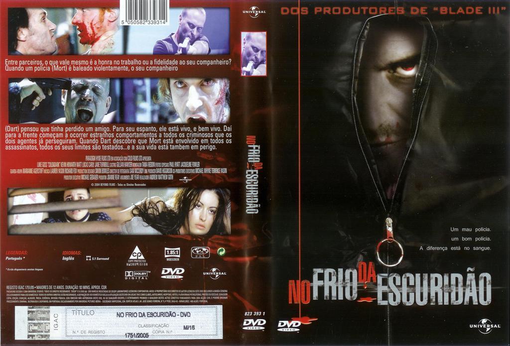 Poster do filme No Frio da Escuridão