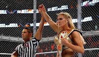WWE - Charlotte fue la máxima protagonista de Hell in a Cell y Brian Kendrick toma el Cruiserweight Championship