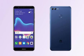 Specification and Price of Huawei Y9 (2018) Official With 4 Cameras, 4000mAh Battery, 18:9 Display