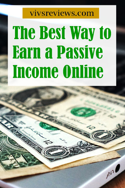 The Best Way to Earn a Passive Income