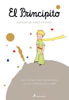 """Portada del libro """"El principito"""", de Antoine de Saint Exupery"""