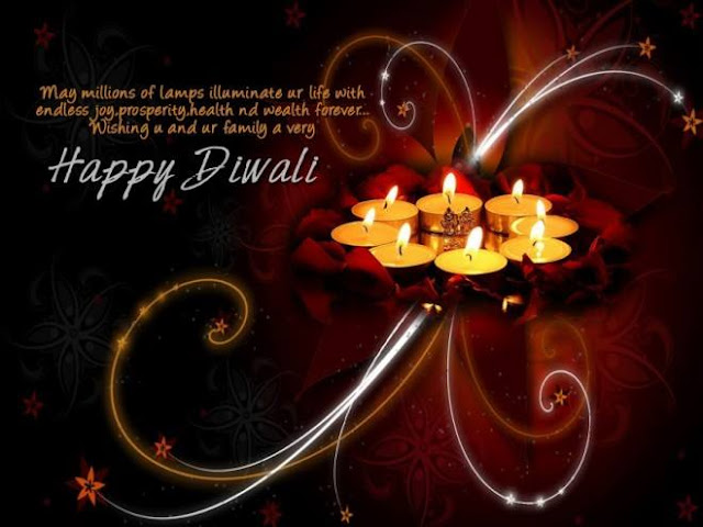 Deepavali Greetings Images 2017