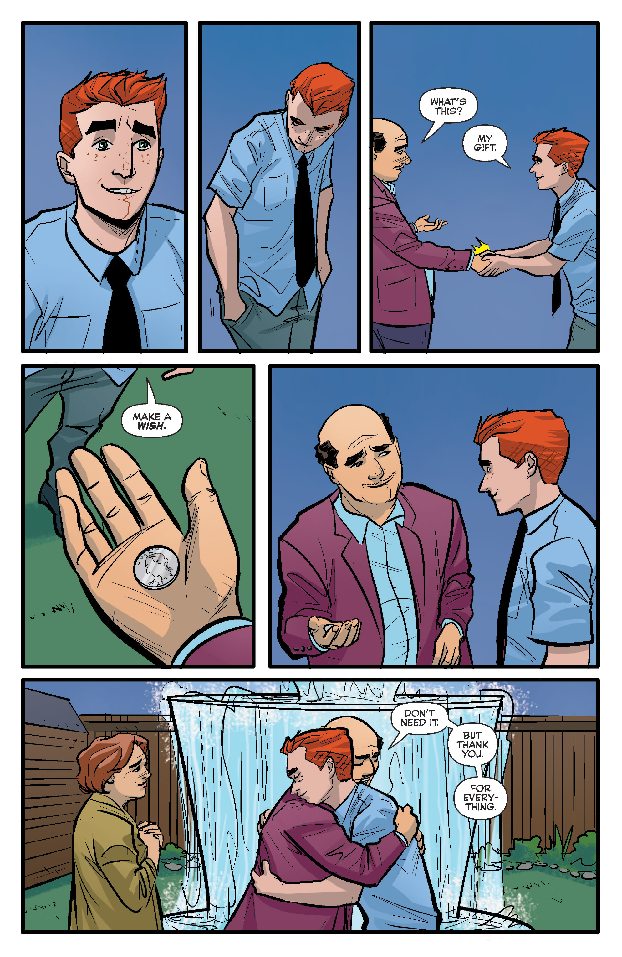 Read online Archie (2015) comic -  Issue #15 - 11