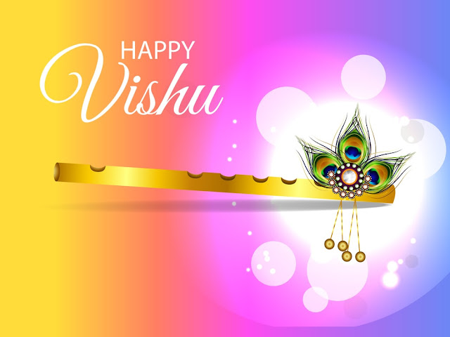 Happy Vishu Pictures