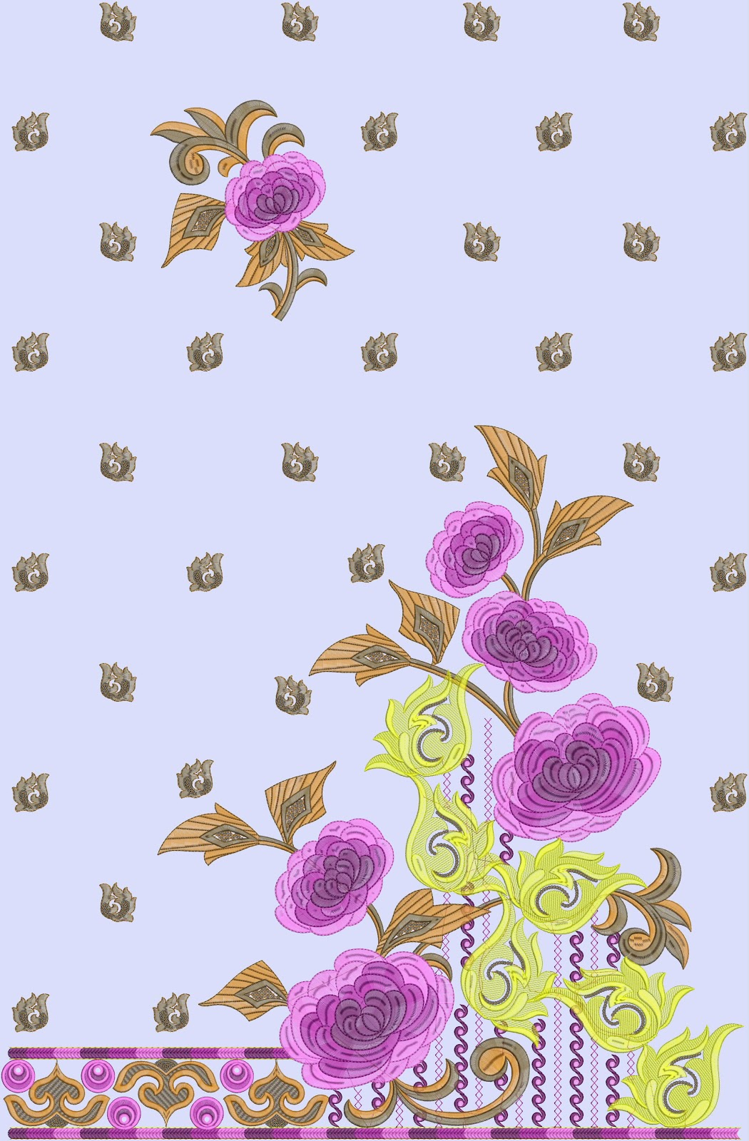Embdesigntube: Indian Embroidery Designs For Parties