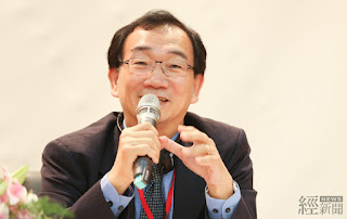 王健全/中華經濟研究院副院長
