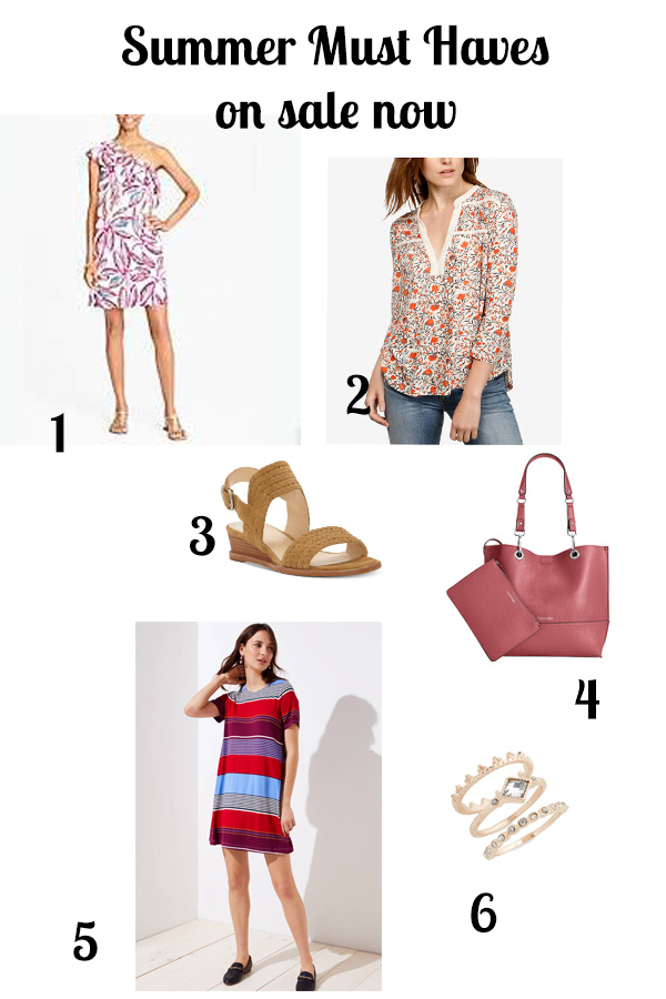 Weekend sale picks-summer must haves