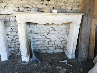 Wholesale French Antiques Antique Fire Place