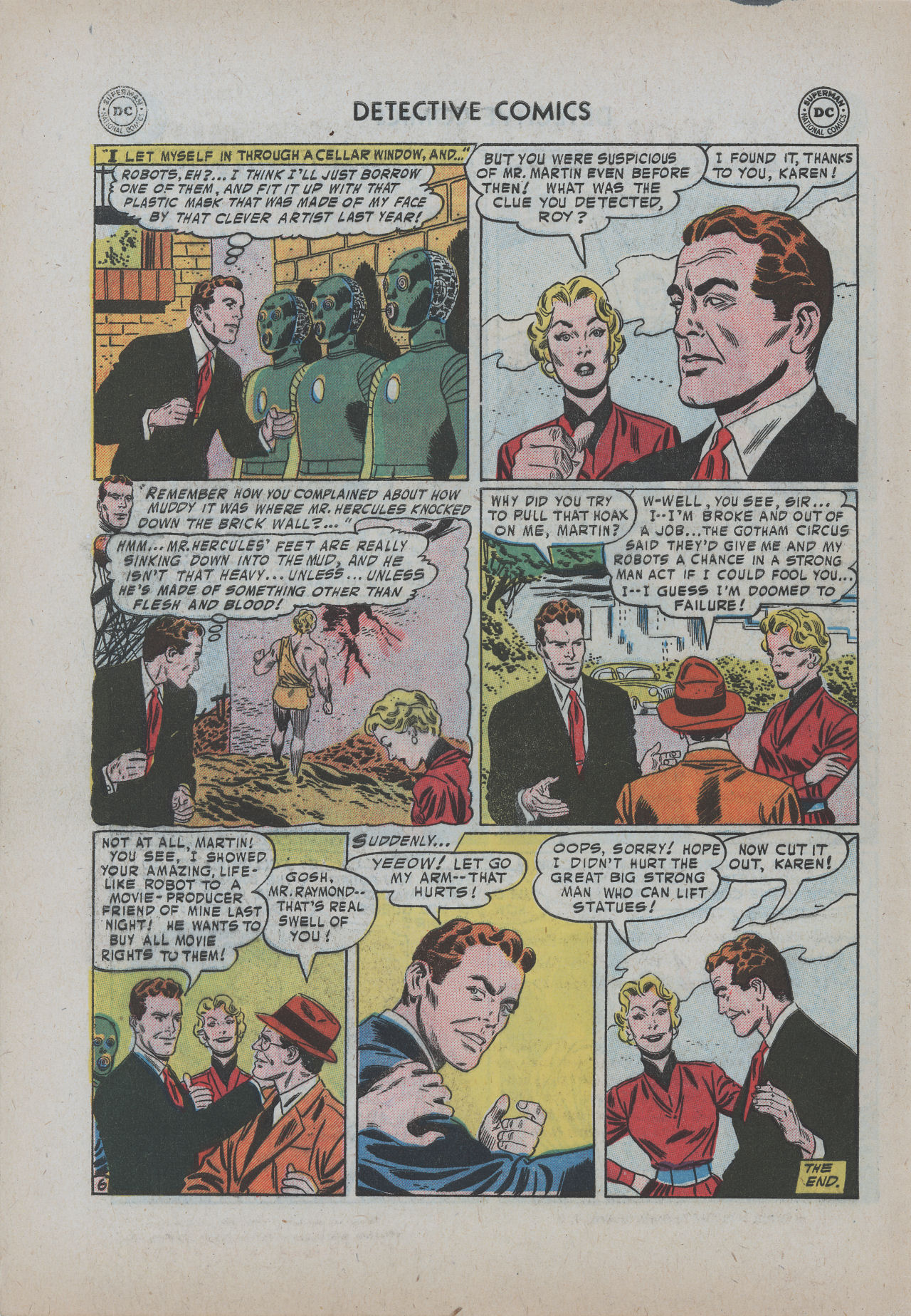 Detective Comics (1937) 223 Page 32