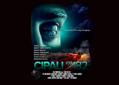 Film Horror CIPALI KM 182 Tayang di Bioskop