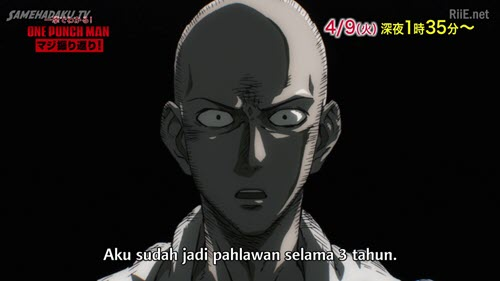 One Punch Man (OPM) Season 2 Episode 0 Subtitle Indonesia