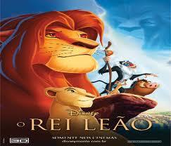 Rei Leão - cartaz do filme