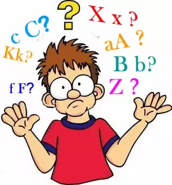 Bagaimana penulisan huruf  besar