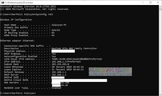 mengatur port forwarding pada zte f660 - gambar 1