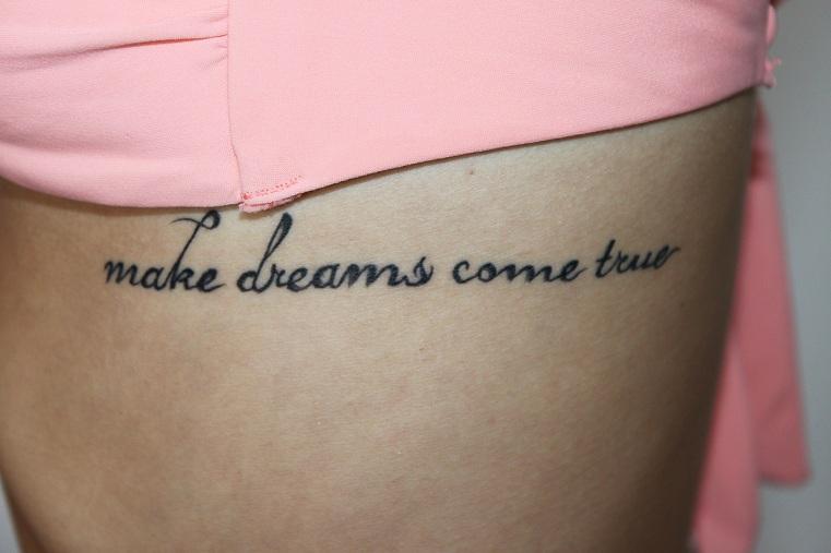 Dreams come true . . .: sierpnia 2012