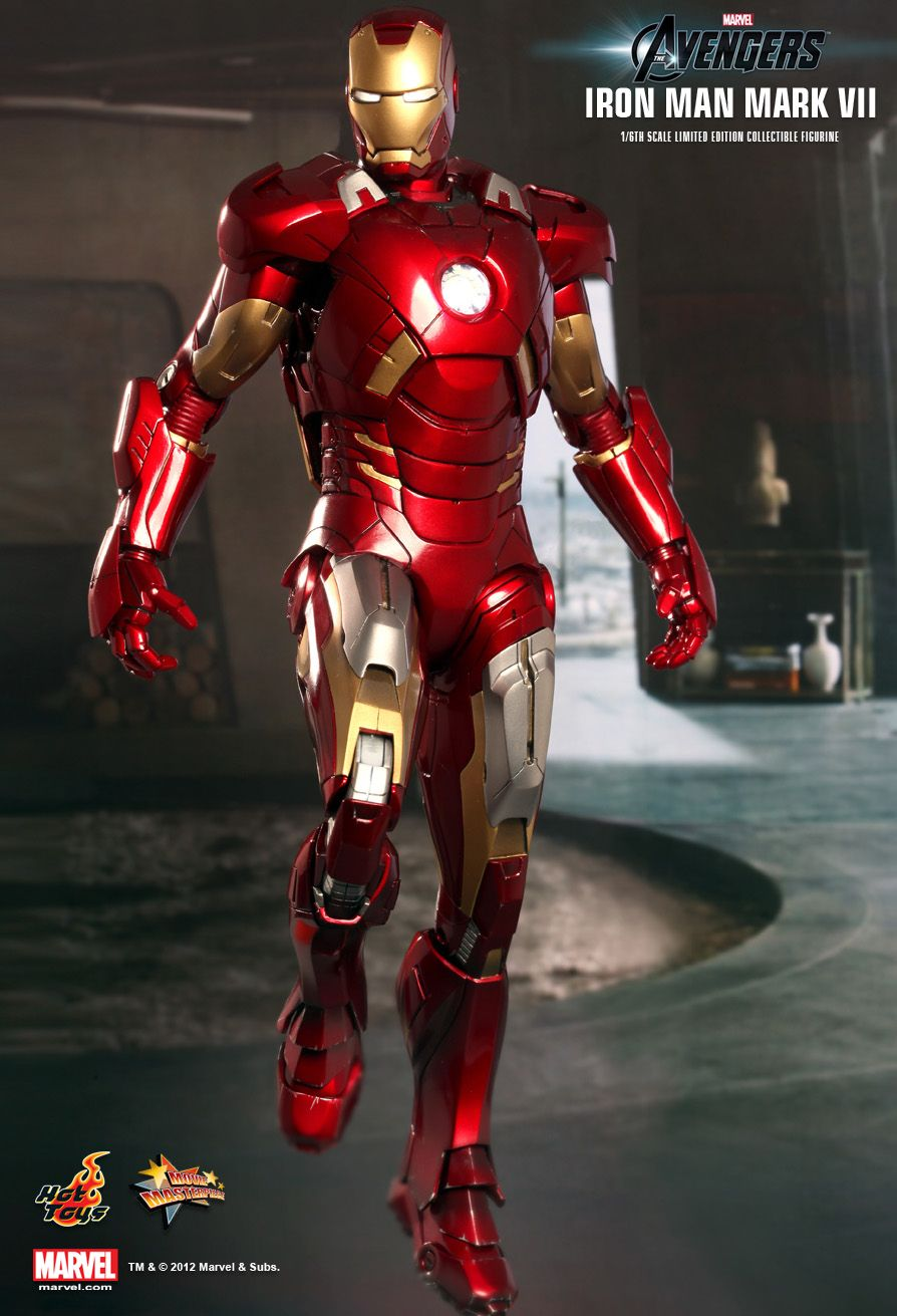 pz c iron man mark