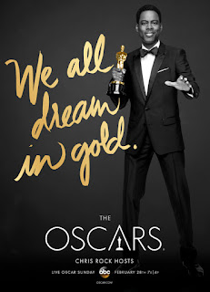 Chris Rock 2016 Oscars