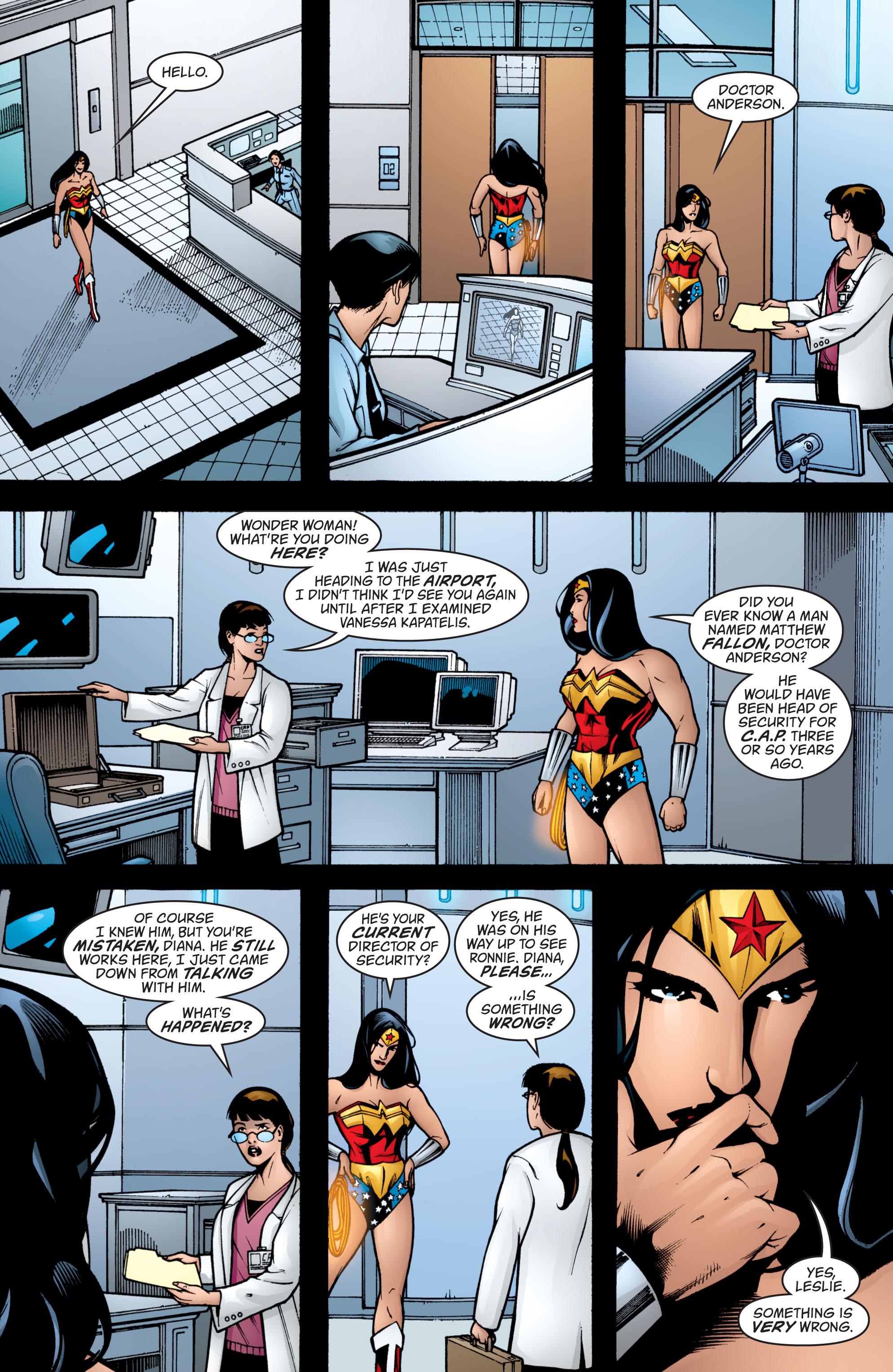 Read online Wonder Woman (1987) comic -  Issue #205 - 6