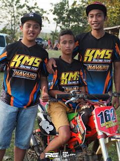 Dany SF, Dimas Navaro, dan Kang Asep