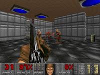 Pantallazo videojuego Doom - 1993