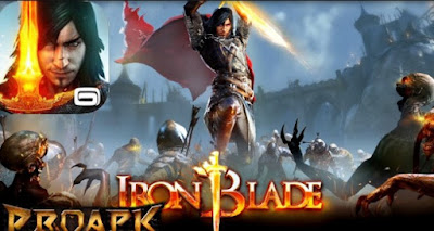 Iron Blade: Medieval Legends RPG Apk + Data for Android