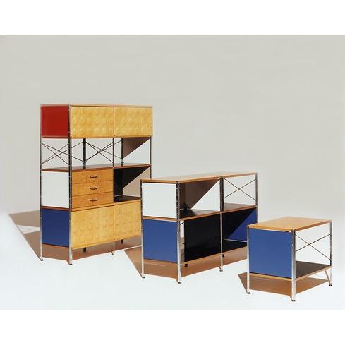 Las estanter as de charles y ray eames esu - Bauhaus estanterias ...