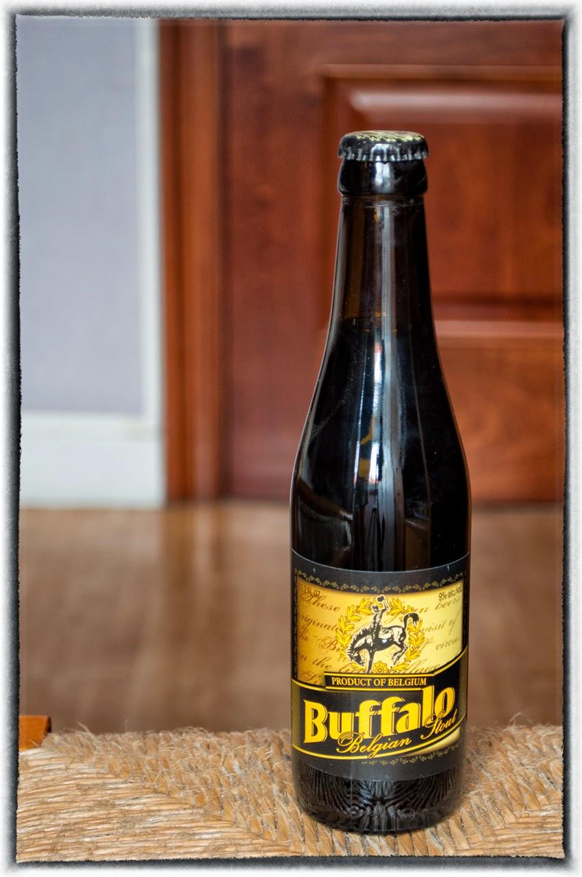 Van Den Bossche Buffalo Belgian Stout