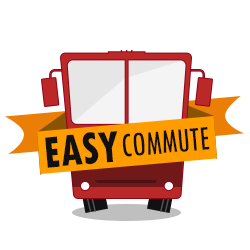 EasyCommute - Affordable Bus Shuttle Service