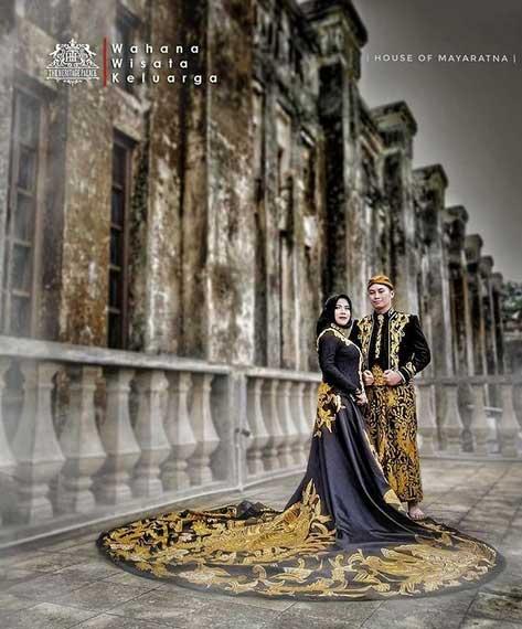 The Heritage Palace Tempat Wisata Kekinian Di Kartasura Reygina Wisata Indonesia