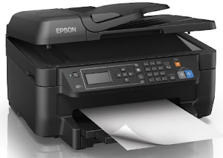 Download Driver Epson WorkForce WF-2750DWF