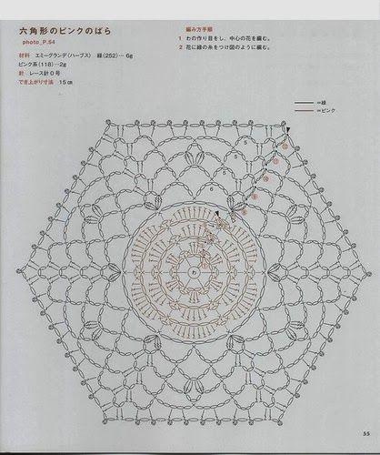 World crochet: Motive 178