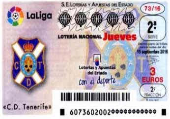 loteria nacional jueves 15 septiembre 2016