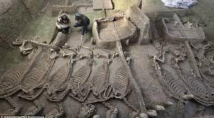 Misteri sebuah kuburan bayi yang berusia 4.500 tahun