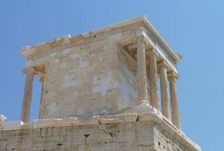 Acrópolis de Atenas, Templo de Atenea Niké.