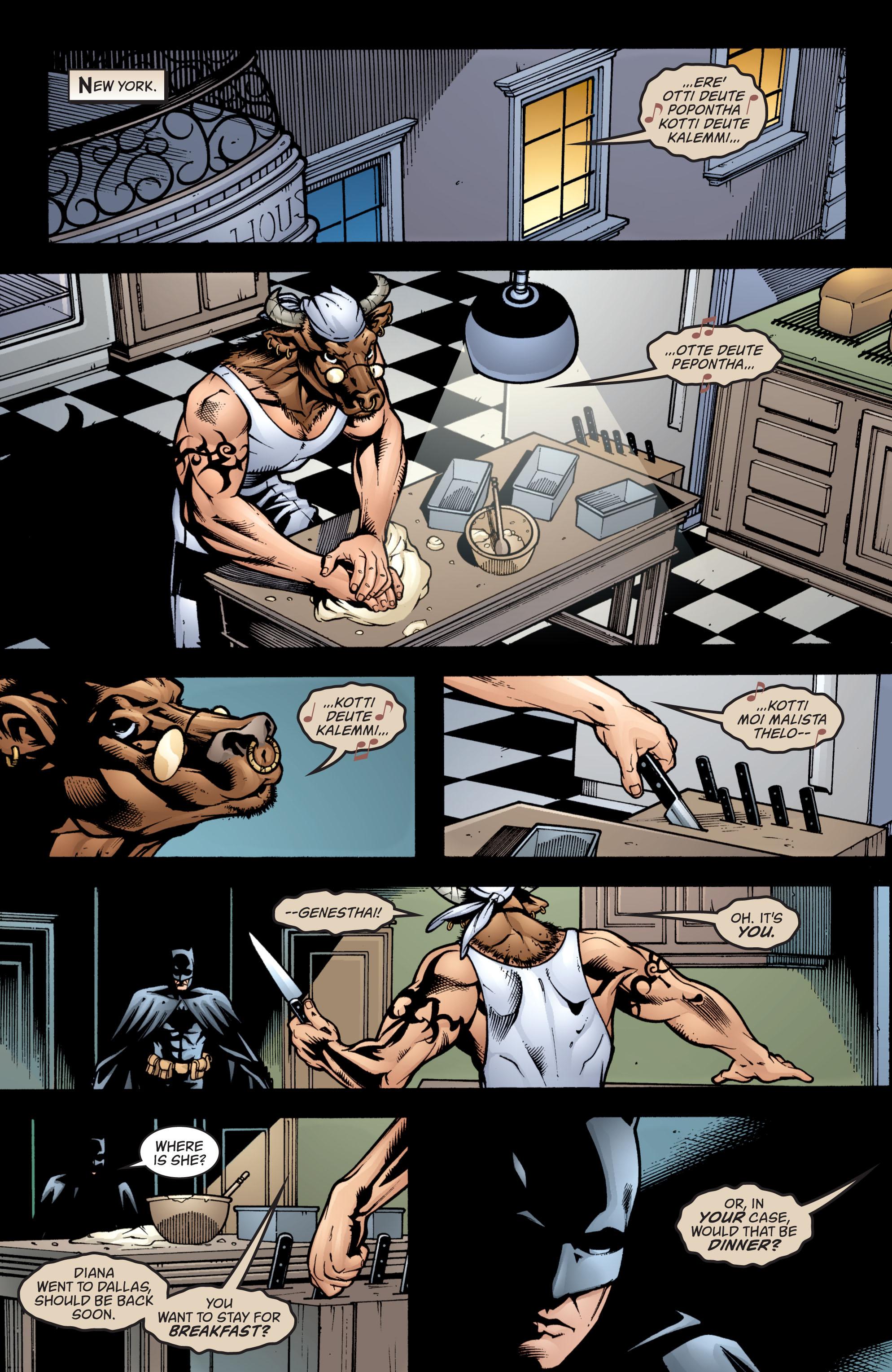Read online Wonder Woman (1987) comic -  Issue #204 - 12