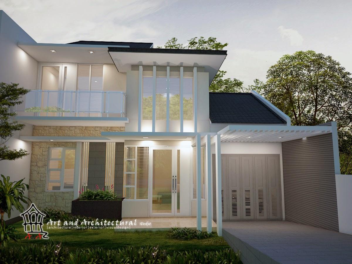 Desain Rumah Tumbuh Aaa Studio