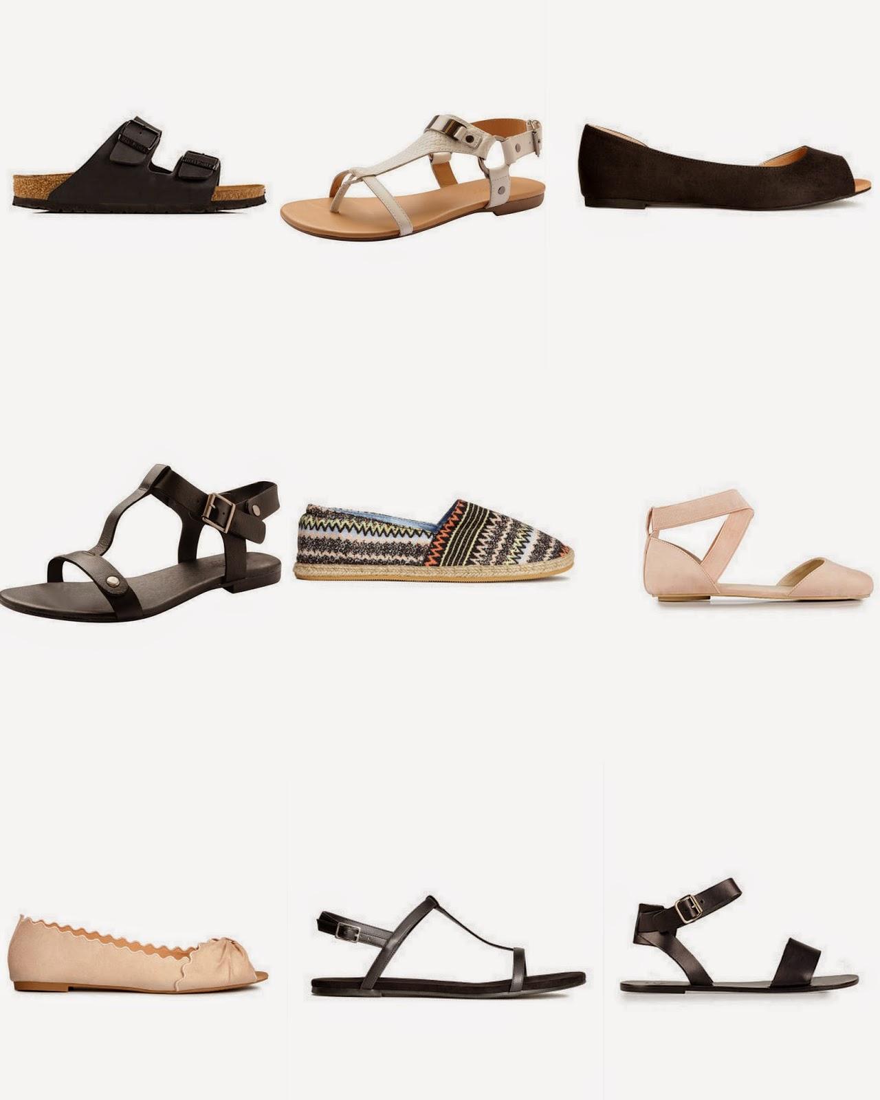 60ef1860a49e Midt i mellem  Pæne sommer sandaler